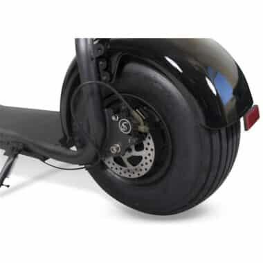 Elscooter Fatbike - 1000W Däck