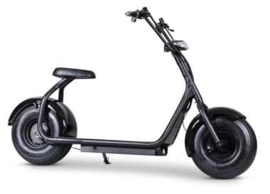 Elscooter Fatbike - 1000W sidan